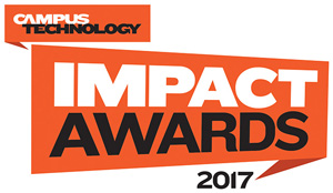 campus technology impact awards logo